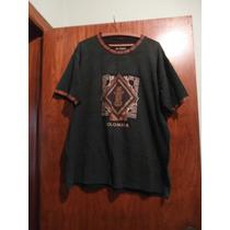 Blusa Con Diseño Epoca Precolombina