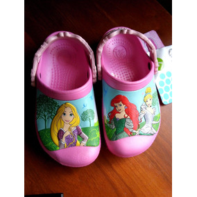 Fabulosas Crocs Originales: Princesas,tortugas Ninja,aviones