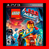 The Lego Movie Videogame Ps3 Digital