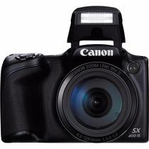 Maquina Fotográfica Semi Profissional Cânon Poweshot Sx400is