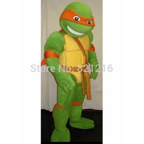 Nuevos Corpóreos Tortugas Ninjas Excelente Calidad
