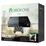 Xbox One Edicion Limitada Call Of Duty Advanced Warfare 1 Tb