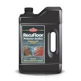 Recufloor Protector Pisos/lajas Transp. Rojo Negro X5lts