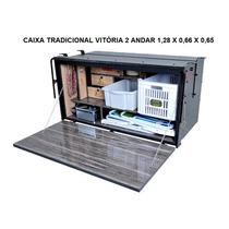 Caixa De Cozinha Caibi Caminhão Tradicional Vitória 2 Andar