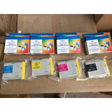 Cartucho Para Brother Lc51 Color Dcp130 Mfc 240 / 3360 (x 4)