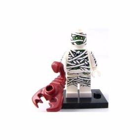 Lego Serie 3 Momia Legobricksrfun