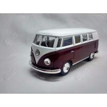 Miniatura Volkwagen Kombi 1962 Coleção Escala 1:32