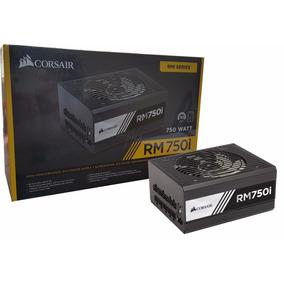 Fonte Corsair Rm750i Modular 80 Plus Gold 750w - Rm Series