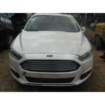 Sucata Ford Fusion Flex 2013 Motor,caixa E Lataria