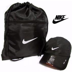Boné Nike E Mochila Nike -kit