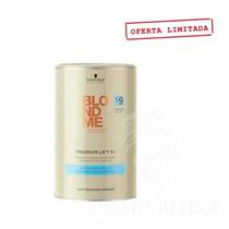 Pó Descolorante Schwarzkopf Blond Me Premium Lift 9+