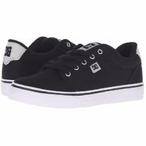 Zapatilla Dc Shoes Anvil Tx Negro Hombre