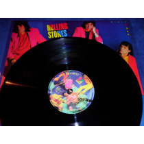 Rollling Stones Dirty Work Vinilo Lp Cbs 1986 Impecable!!