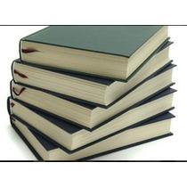 Encuadernacion Libros / Restauración / Libros Productores