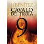 Livro Cavalo De Tróia Caná 9 J. J. Benítez