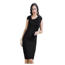 · Vestido Andrea Con Faja Interna Tallas Extras 1164459