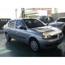 Clio Sedan 1.6 Completo Ano 2008