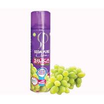 Silica En Spray Uva Seda Pure Y Protector Termico 300ml