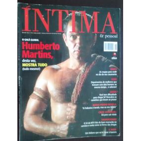 Revista Íntima Humberto Martins Nudez 2000 + Evandro Castro