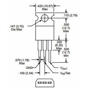 Nte961 Circuito Lineal Integrado
