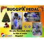 Espectacular Buggy O Karting A Pedal Para (niños Y Niñas)