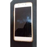 Celular Blu Pure Life Mini L220i Com Tela E Touch Quebrado