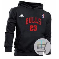 Moletom Chicago Bulls Nba Basquete Blusa Casaco Moleton
