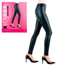 Calça Legging Efeito Couro Loba Fashion 41862-001