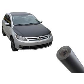 Adesivo Capo Preto Fosco Volkswagen Gol G5 Universal