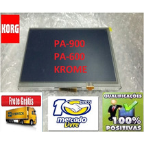 Display Completo Teclado Korg Pa900 Pa600 Krome Frete Gratis
