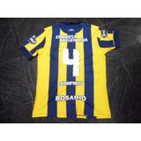 Camiseta Rosario Central 2013-2014 Titular #4