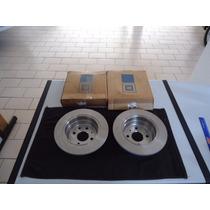 Par Disco Freio Traseiro Vectra Sedan Gls/cd/gsi 4p Original