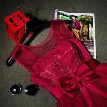Vestido Sexy Vermelho Noite Casamento Dama Honra Exclusivo