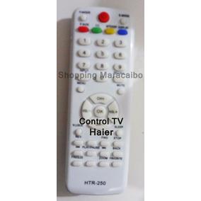 Control Para Tv Lcd Ha Htr-250 * Somos Tienda Fisica*