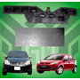 Absorbe Impacto Trasero Ford Fiesta Power Max Move Usado