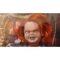 Chucky Muñeco Diabólico Figura De Acción Terror Good Guys