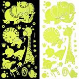Sticker Decorativo Habitacion Niños Ilumina En Oscuridad