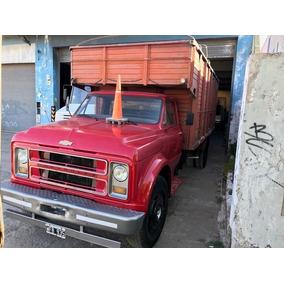 Chevrolet C 50 Con Caja Cerealera