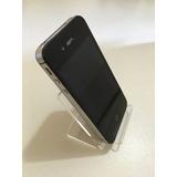 Iphone 4s 16gb Preto Semi Novo Com Garantia E Nf