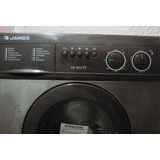 Para Reparar. Lavadora Automática James Lr 1012 Ty. Italiana