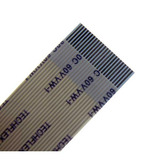 Flat Cable Da Unidade Dvd Napoli 24 Vias 10cm Passo 0,50 Mm