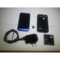 Celular Sony St 21 A Con Cargador Y Micro Sd 2gb