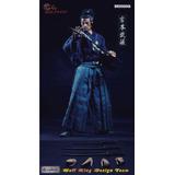 Miyamoto Musashi Wolfking Figura Vagabond Hot Toys Samurai
