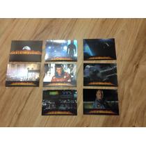 Cartas Coleccionables De La Película Armageddon Muy Raras