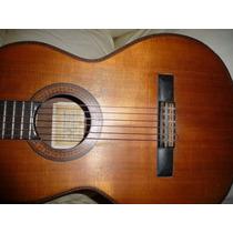 Guitarra Concierto Antigua Casa Nuñez, Dionisio Gracia 1972