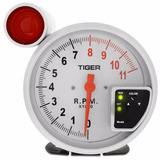 Velocimetro Contagiros Esportivo Universal Tuning Led 7