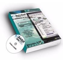 Software Programa Para Taller Mecanico Hojalateria Y Pintura