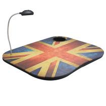 Bandeja De Colo Notebook Com Luminária Inglaterra 10020745