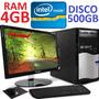 Computador Intel Pentium G3260 500gb Ram 4gb Led 20 Hdmi Pc
