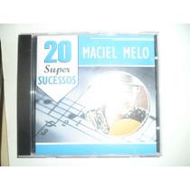 Cd Nacional - Maciel Melo - 20 Super Sucessos